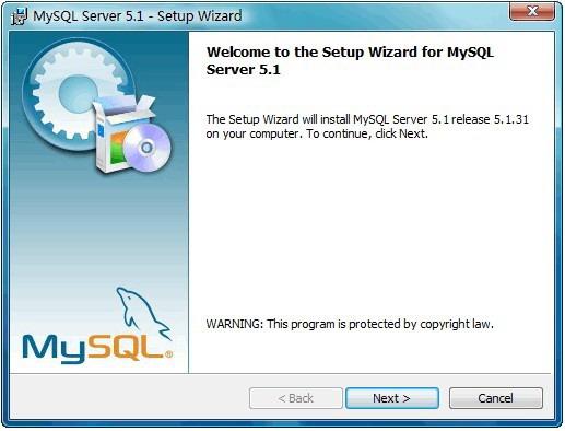 数据库语言(MySQL) V5.5.13 for Win_X86 官方版