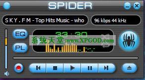 ÒôÀÖ²¥·ÅÆ÷(Spider Player)2.4.5ÂÌÉ«Ãâ·Ñ°æ