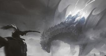 网易《猎魂觉醒》超巨兽侵袭艾兰特大陆