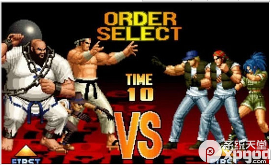 拳皇97 for mac版1