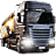 欧洲卡车模拟2中文版附mod