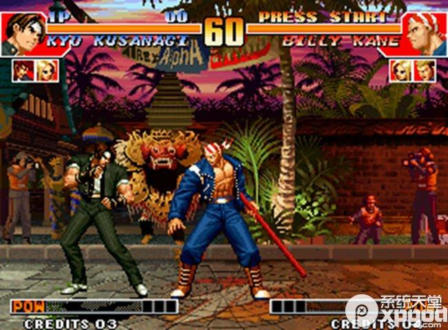 拳皇97无限能量版中文版3