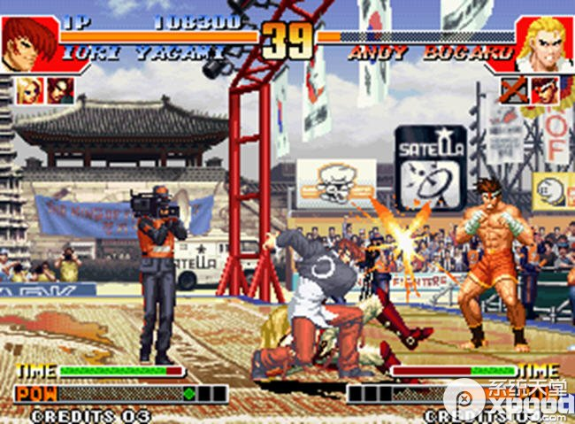 拳皇97无限能量版中文版2